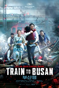 """Train to Busan"" Theatrical Poster"