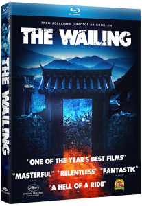 The Wailing | Blu-ray & DVD (Well Go USA)