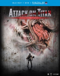 Attack on Titan: Part 1 | Blu-ray & DVD (Funimation)