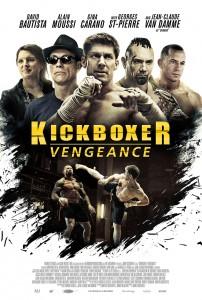 """Kickboxer: Vengeance"" Theatrical Poster"
