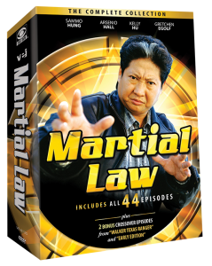 Martial Law: The Complete Collection | DVD (Visual Entertainment)