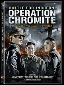 Operation Chromite | Blu-ray & DVD (Sony)