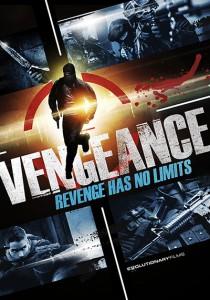 """""""Vengeance"""" Teaser Poster"""