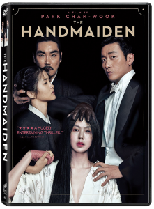 The Handmaiden | DVD (Sony)