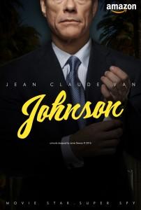 """Jean-Claude Van Johnson"" Poster"