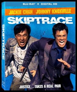 Skiptrace | Blu-ray & DVD (Lionsgate)