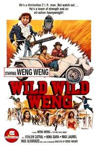 """""""D'Wild Wild Weng"""" Theatrical Poster"""