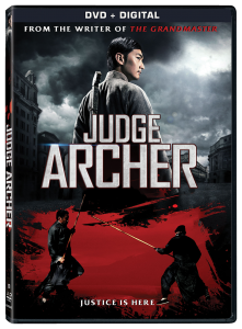 Judge Archer | DVD (Lionsgate)