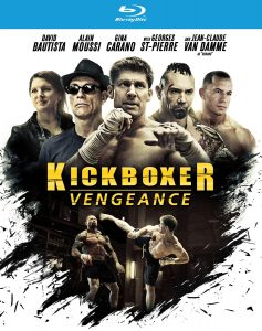 Kickboxer: Vengeance | Blu-ray & DVD (Image Entertainment)