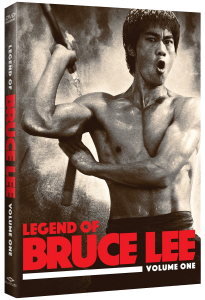 Legend of Bruce Lee: Volume One | DVD (Well Go USA)