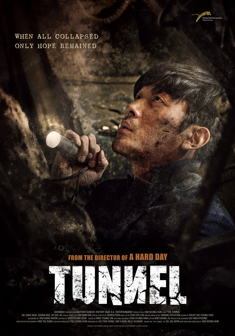 'A Hard Day' and 'Tunnel' director to deliver zombies to