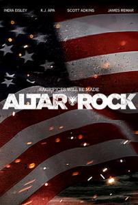 """""""Altar Rock"""" Teaser Poster"""