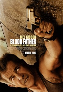 """Blood Father"" Theatrical Poster"