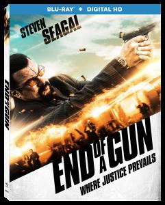 End of a Gun | Blu-ray & DVD (Lionsgate)