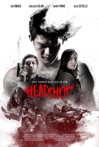 """Headshot"" Theatrical Poster"
