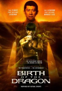 """""""Birth of the Dragon"""" Teaser Poster"""