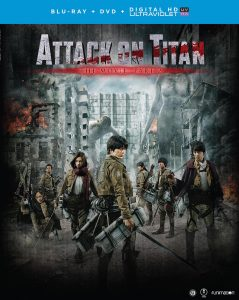 Attack on Titan: Part 2 | Blu-ray & DVD (Funimation)