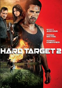 Hard Targer 2 poster