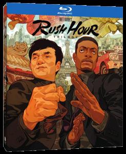 Rush Hour: Trilogy | Blu-ray (Warner)