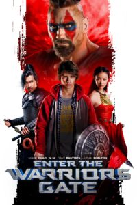 """""""Enter the Warrior's Gate"""" Theatrical Poster"""