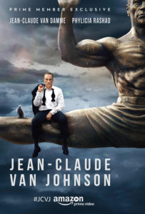 """Jean-Claude Van Johnson"" Poster"