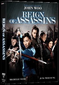 Reign of Assassins | DVD (Anchor Bay)