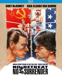No Retreat, No Surrender | Blu-ray (Kino Lorber)