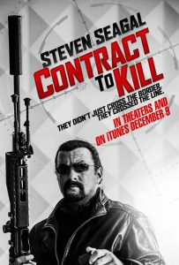 """""""Contract to Kill"""" Theatrical Poster"""