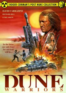 Dune Warriors | DVD (Scorpion Releasing)