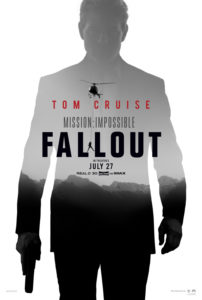 """Mission: Impossible – Fallout"" Teaser Poster"