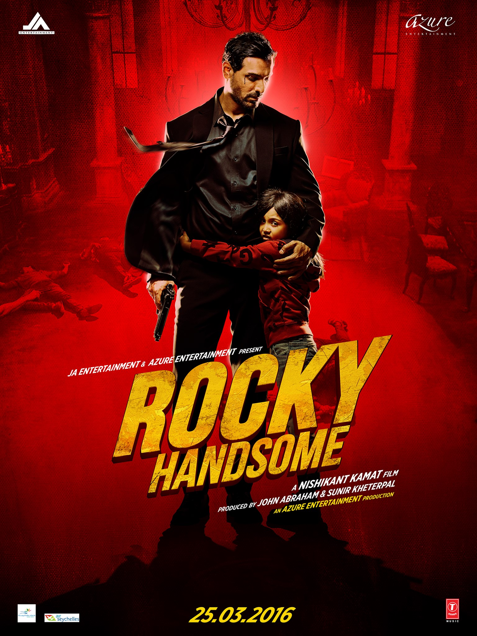 New Hindi Movei 2018 2019 Bolliwood: Rocky Handsome (2016) Review