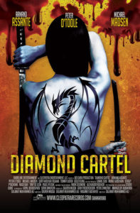 """Diamond Cartel"" Theatrical Poster"
