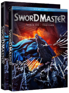 Sword Master | Blu-ray & DVD (Well Go USA)