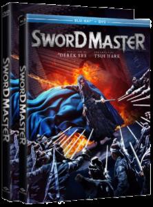 Sword Master | Blu-ray & DVD (Well Go USA)