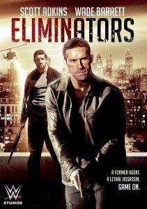 """Eliminators"" DVD Cover"