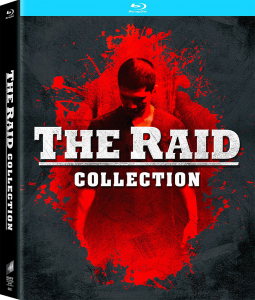 The Raid Collection | Blu-ray (Sony)
