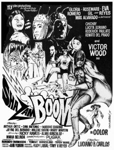 """Shazam Boom"" Newspaper Advertisement"