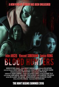 """""""Blood Hunters"""" Promotional Poster"""