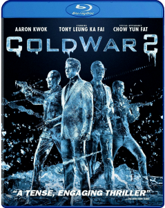 Cold War 2 | Blu-ray (Well Go USA)