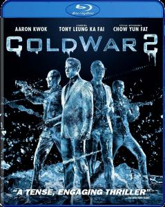 Cold War 2 | Blu-ray (Well Go USA)