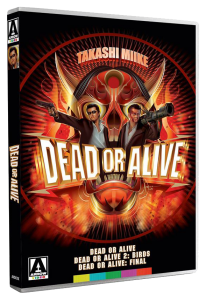 Dead or Alive Trilogy | Blu-ray (Arrow Video)