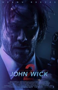 """""""John Wick: Chapter Two"""" Theatrical Poster"""