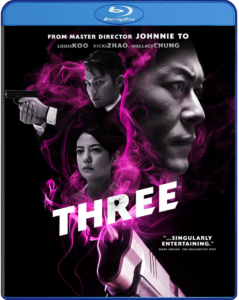 Three | Blu-ray & DVD (Well Go USA)