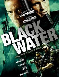 """""""Black Water"""" Teaser Poster"""