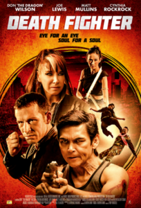 """Death Fighter"" Theatrical Poster"