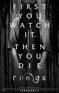 """""""Rings"""" Theatrical Poster"""