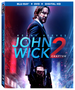 John Wick: Chapter Two | Blu-ray (Lionsgate)