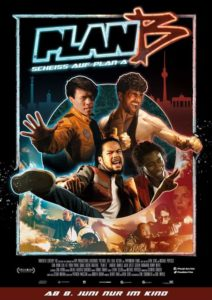 """Plan B"" Theatrical Poster"
