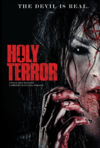 """Holy Terror"" Theatrical Poster"