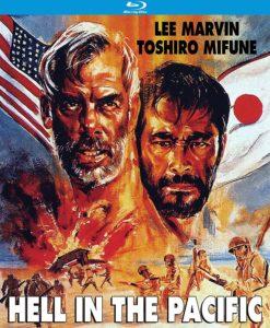 Hell in the Pacific   Blu-ray & DVD (Kino Lorber)